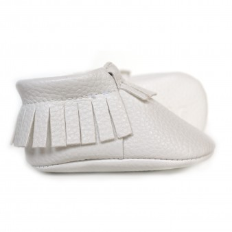 Baby Moccs - Simply White