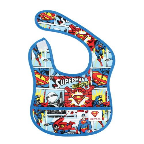 Starter Bib - Superman