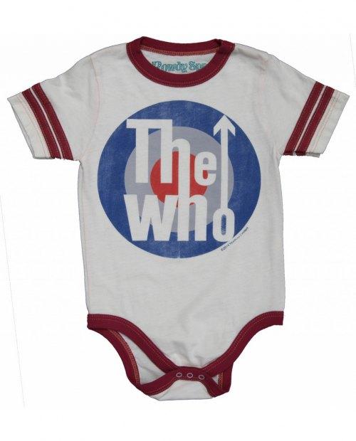 The Who Varsity Onesie