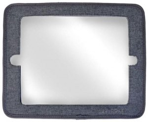 2-in-1 Mirror & Ipad Mini Holder - Heathered