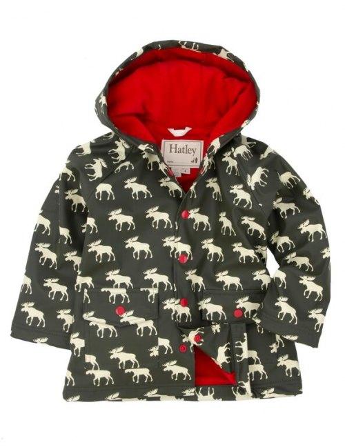 Moose Raincoat