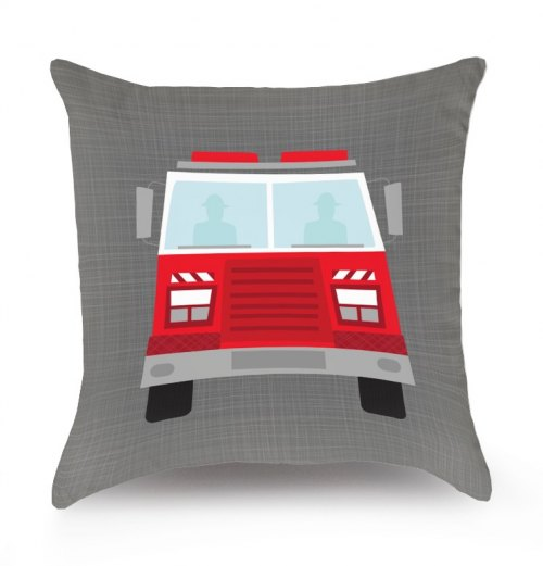 Reversible Throw Pillow - Ways to Wheel