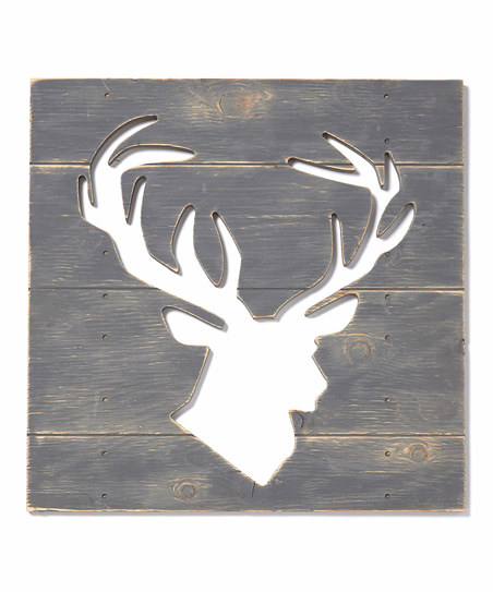 Small Blank Cut Out - Deer Head