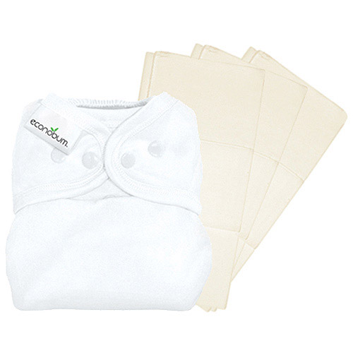 Econobum Cloth Diaper Trial Pack