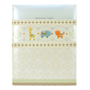 Welcome Baby Memory Book