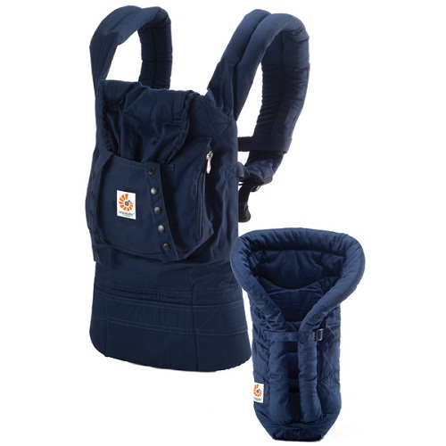 Ergo Organic Bundle of Joy Set - Navy
