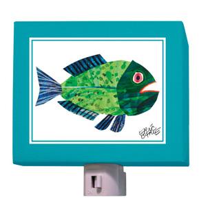 Eric Carle's Fish Night Light