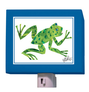 Eric Carle's Frog Night Light