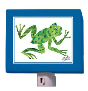 Eric Carle's Frog Night Light