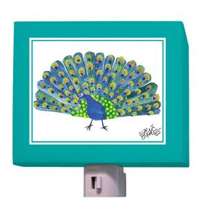 Eric Carle's Peacock Night Light