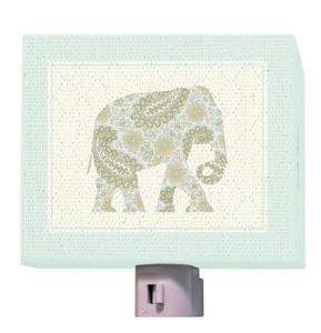 Exotic Elephant Night Light