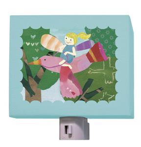 Flying Fairy Night Light