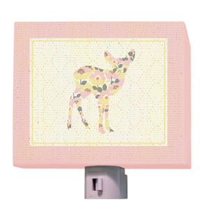 Forest Fawn Night Light
