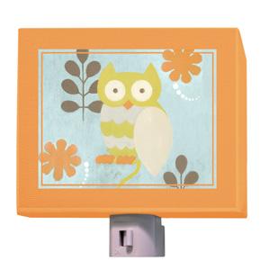 Hootie Owl Night Light