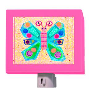 Jewel Butterfly Night Light