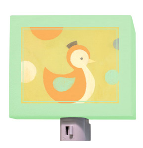 Poser Duckling Night Light