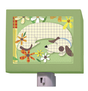 Sleeping Dog Night Light