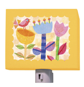 Spring Jazz Night Light