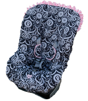 Mid Summer Dream Toddler Car Seat Cover
