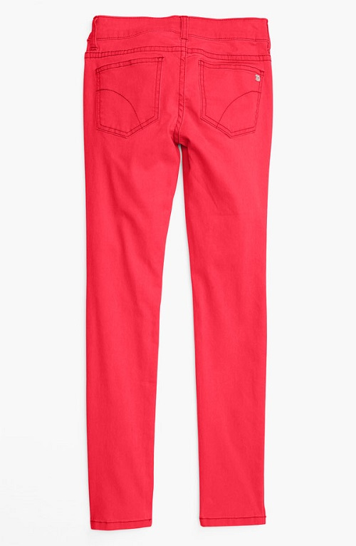 Joe's Denim Jeggings- Geranium