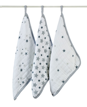 Washcloth Set - Twinkle