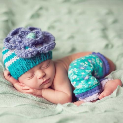 Huggalugs Baby Capri Legwarmers