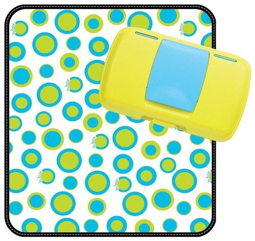 B.Box Diaper Wallet- Retro Circles