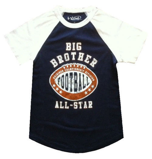 Big Brothers Football Shirt