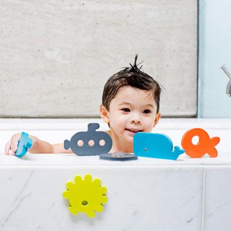 Dive - Bath Appliques
