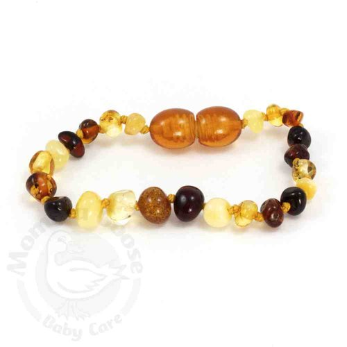 Amber Baby Bracelet - Multi Color