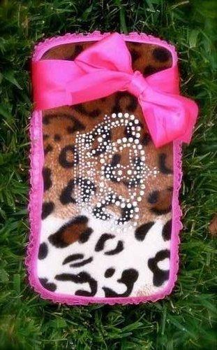 Cheetah Wipe Holder