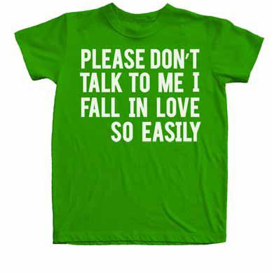 I Fall In Love Tee