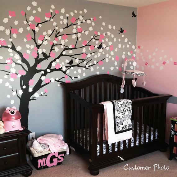 Cherry Blossom Tree- Elegant Style