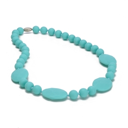 Chewbeads Perry Necklace - Turquoise