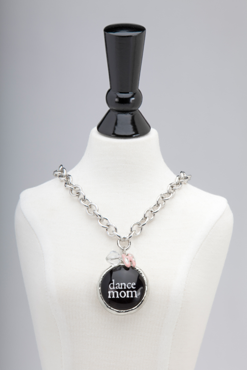Dance Mom Necklace