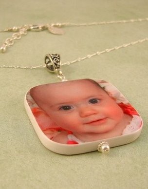 Royale Custom Photo Tile Necklace