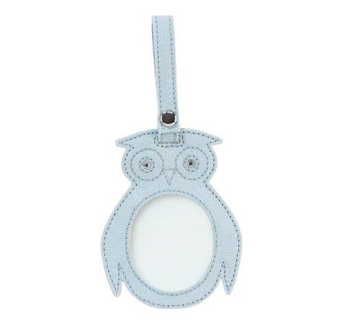 Owl Sky ID Tag