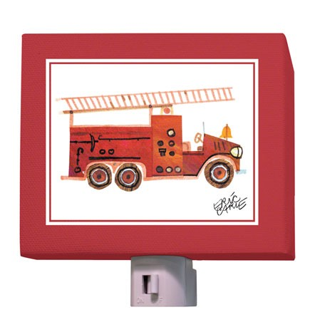 Eric Carle's Fire Engine