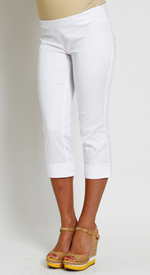 Everly Grey Carrie Crop Pant