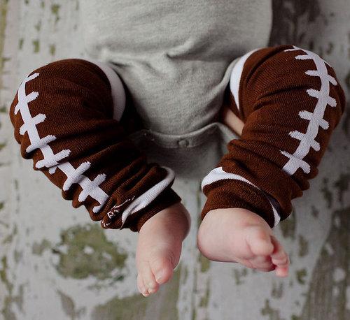 Baby Legs Touchdown