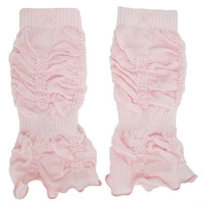 Huggalugs Baby Slipper Pink