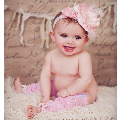 Huggalugs Baby Vintage Smitten