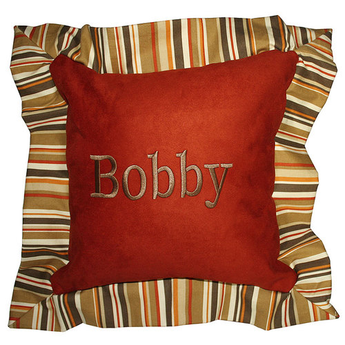 Hot Tamale Throw Pillow