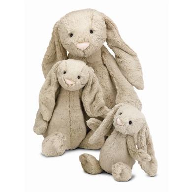 Jellycat Bashfull Beige Bunny - Large