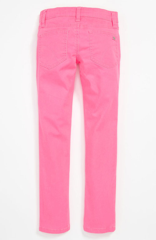 Joe's Neon Denim Jeggings- Pink Glo