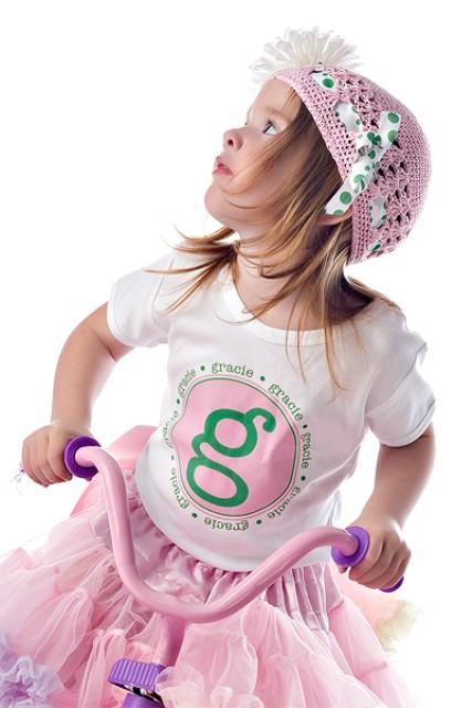 Personalized Girls or Boys Shirt - The Original