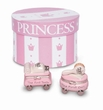 Mud Pie Princess Tooth Curl Treasure Box Set