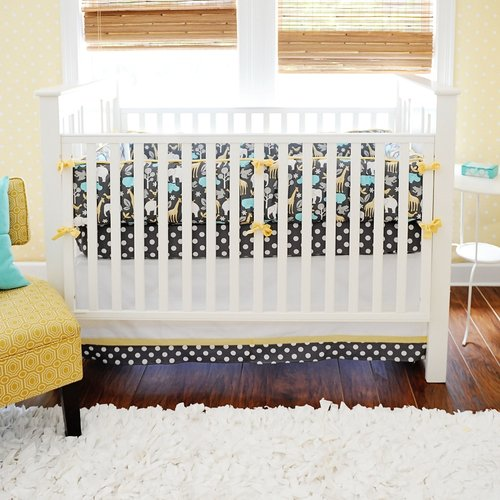 Urban Zoo Baby Bedding