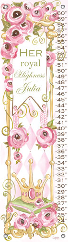 Her Royal Highness Oopsy Daisy Growth Chart