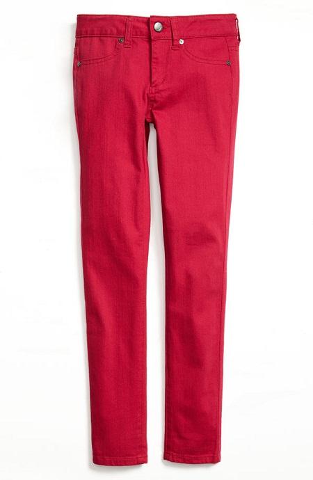 Joe's Skinny Jeans- Cerise